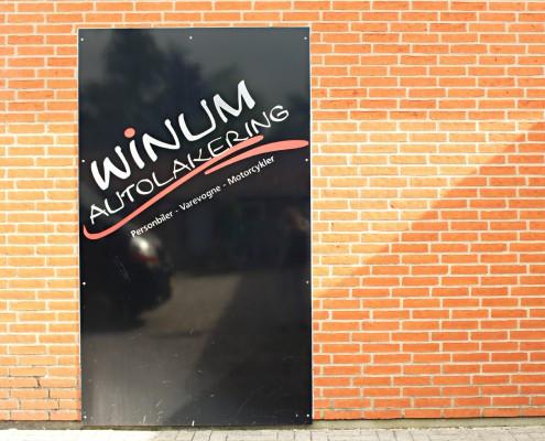 Winum Skilt